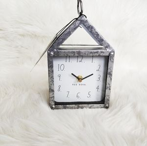 Rae Dunn Metal Clock